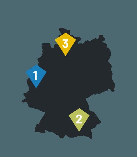 delegaciones en alemania